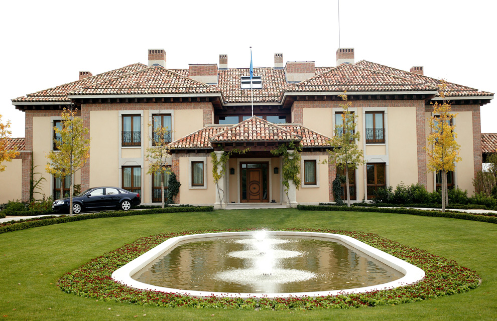 испанские дома