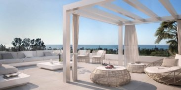 Недвижимость в Испании: New modern apartment in New Golden Mile, Estepona / Новые Современные Квартиры в New Golden Mile, Эстепона