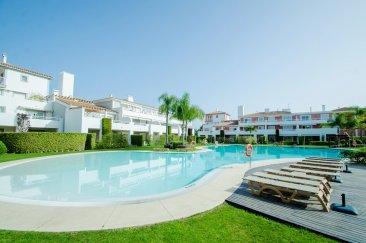 Недвижимость в Испании: Красивый пентхаус в популярном комплексе Cortijo del Mar