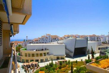 Недвижимость в Испании: Современный апартамент в аренду в самом сердце Пуэрта Бануса