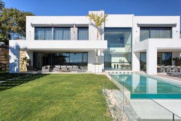 Недвижимость в Испании: Новая вилла с современным качеством