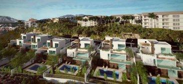 Недвижимость в Испании: Современные виллы в средиземноморском стиле