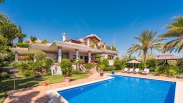 Недвижимость в Испании: Вилла в превилегированом районе Лос Фламингос гольф - Бенаавис