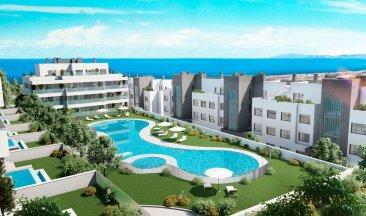 Недвижимость в Испании: Уникальный жилой комплекс с панорамными видами в Ла Кала де Михас