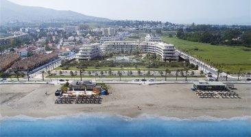 Недвижимость в Испании: Апартаменты на первой линии моря  в Торремолинос - Малага