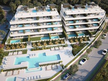 Недвижимость в Испании: Эксклюзивные апартаменты и пентхаусы с собственными бассейнами