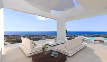 Недвижимость в Испании: Виллы класса люкс в 800 м от моря в Эстепоне